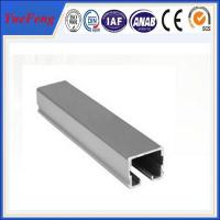 Buy cheap Alloy 6063 / 6061 Aluminum Extrusion Profiles Channel For LED Lighting product