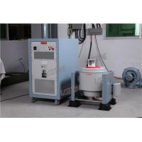 Buy cheap Air Cooling Electrodynamic Vibration Shaker  With Vibration Test Fixture Design product