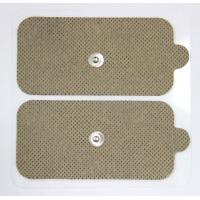 Quality Self-Adhesive Reusable TENS Pads , Electrode Pads With Snap Connector for sale