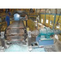 ISO9001 Sodium Silicate Production Line / Water Glass Drying Furnace