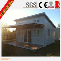Quality granny flat cabin- relocated house-bungalow 26sqm prefabricated house for sale