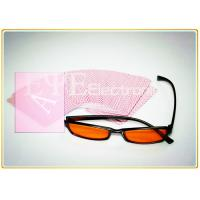 Fashionable Style Luminous Sunglasses Perspective Glasses For Poker Cheat
