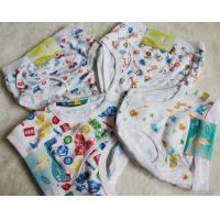 Buy Custom Breathable 100 Polyester Organic Kids Cartoon Underwear For Boys at wholesale prices