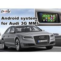 Quality Audi A8 Multimedia Video Interface LVDS RGB Video port with joy stick for sale