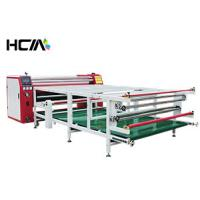Buy Outdoor Tent Rotary Heat Printing Machine , Large Format Heat Press Machine Sublimation at wholesale prices