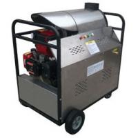 Quality CAL series hot water high pressure washer, steam / diesel driven - Fuel heating for sale