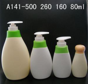 China Offer children shampoo bottle, Plastic shampoo PE bottle, PE Children Shower gel bottles on sale