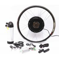 Quality Durable High Power Electric Bike Conversion Kit Electric Assist Bicycle Conversion Kit for sale