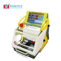 Quality china high security key cutting machine multi language for locksmith tool for sale