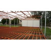China Flexible Layout Structural Steel Fabrications Light Steel Structure Sandwich Panel on sale