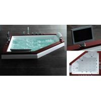 Quality 6 seats CE certificate outdoor massage spa tub for wholesale PY-709 for sale