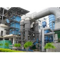 High Collection Efficiency Coal Ash Cyclone Dust Collector Equipment For Boiler apply to Cement kiln / Waste incinerator