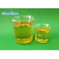 Quality Yellow Liquid Legal Injectable Steroids 150/ 200 Mg / Ml 99.46% Trenbolone Enanthate for sale