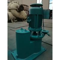 Quality High Speed Vertical Self Priming Pump Single Stage For Fire Fighting for sale