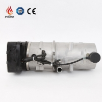 Quality JP Water Liquid Diesel Parking Heater 9KW 12V CE Approved For Truck Bus for sale