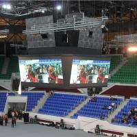 Buy cheap Economical Waterproof Led Outdoor Advertising Board Acting / Performance / from wholesalers