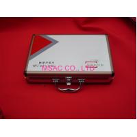 Quality Fashionable Aluminum Display Box Customized MS-Stone-24 For Quartzite Carry for sale