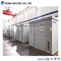 Quality 2400 kva padmounted transformer with good-looking appearance for sale