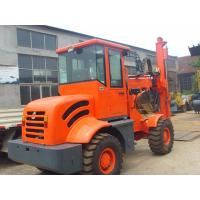 Quality china cheap ground screw piling machine manufactureGS2000 for sale
