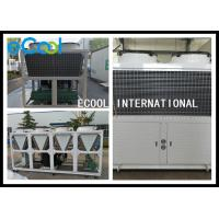 Quality Home R134a Condensing Unit , Stable Low Temperature Condensing Unit for sale