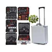 China Hand Tools Kraftwelle Mechanic Tool Box Tool Set Aluminium Toolbox Tools Kit on sale