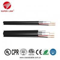 Quality Linan Good quality and pretty competitive price rg59 +2c rg6 coaxial cable for sale