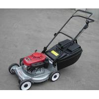 Buy cheap hot sale factory price hand push lawn mower gasoline 18inch lawn mower product