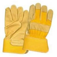 Quality Pig Leather Working Glove for sale