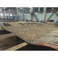 Quality Power Station Boiler Water Wall Tubes , Water Wall In Boiler High Pressure for sale