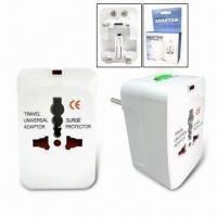 Quality International Adaptors, Does Not Convert Electrical Current, Protects Valuable Electronic Appliances for sale