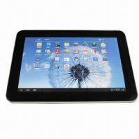 Quality 10.1-inch Capacitive Multi-touch IPS Panel UMPC with Samsung 4412 Quad Core A9 1.4GHz CPU, 3G Phone for sale