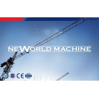 Quality Travelling Tower Crane For Construction , QTZ125 Elevator Lifting Equipment for sale
