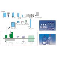 Buy cheap Combined Pasteurized Coconut Dairy  Milk Processing Plant And Drinking Water Line from wholesalers
