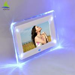 Quality Shop Mini Acrylic Led Frame Acrylic Fashion Design Led Light Photo Frame for sale