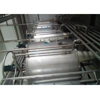 Buy cheap Fruit Juice Uht Milk Processing Plant 500-1000 Ml No Bottle No Filling , Resistant High Temperature from wholesalers