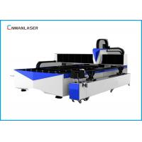 Quality Stainless Steel Silver Metal Tube Pipe CNC Fiber Laser Cutting Machine 1000W for sale