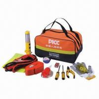 Quality Car emergency kit, DM service are welcome for sale