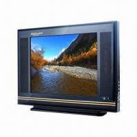 China New Model CRT TV with PAL BG, DK, UV Painting, Stereo Sound, Customized Logos Welcomed on sale