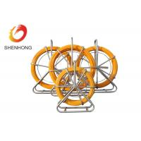 China Fiberglass / Copper Fishing Rodding Duct Rodder Underground Cable Installation Tools on sale