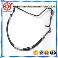 Quality BRASS CONNECTOR OIL RESISTANT HIGH PRESSURE  AUTO POWER STEERING HOSE for sale