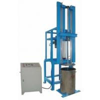 China High Speed Vertical Foam Making Machine With Electronic Frequency Converter Control on sale