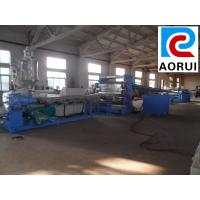 China Twin Screw Extruder PVC Crust Foam Board Production Line For Furniture board on sale