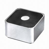 Quality Portable Wireless Bluetooth Speaker, Control Corner, Built-in Microphone, Sound Card Battery Inside  for sale