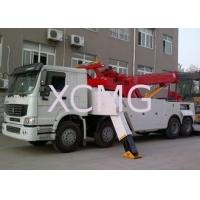 Buy cheap Durable Higher Efficiency Wrecker Tow Truck , Breakdown Recovery Truck For from wholesalers