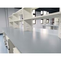 Quality Laboratory Furniture Epoxy Resin Countertops/ Matt Surfaces Resist Chemicals for sale