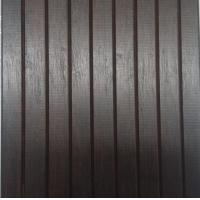 Quality Chocolate Color Bamboo Plywood Sheets , Interior Wood Paneling Easy Installation for sale