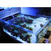 Quality 30mm Transparent Acrylic Aquarium Tanks From UK For Home Decorative for sale