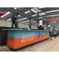Quality Industrial Hot Dip Galvanizing Equipment Zinc Kettle For Hot Dip Galvanizing Line for sale