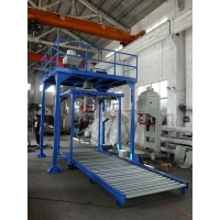 Quality Carbon Black Ton Bag Weighing Packing Machine for sale