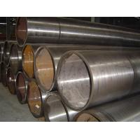 China Alloy Steel Seamless Pipe ASMES A335 P22, ASTM A234, ASTM A182, Plain / Beveled End on sale
